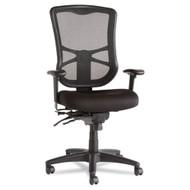 Alera Elusion Mesh High-Back Multifunction Chair - EL41ME10B