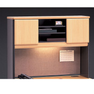 "Bush Business Furniture Series A Desk Hutch 48"" Beech - WC14349P"