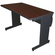 Marvel Pronto Training Table with Lockable Wire Management 48 x 30 - PTR4830L