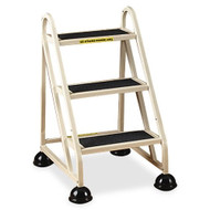 Cramer No Handrail Stop-Step 3-Step Ladder - 1030