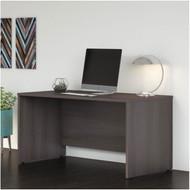 "Bush Business Furniture Studio C Desk 72"" Storm Gray - SCD272SG"