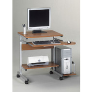 Mayline Eastwinds Portrait Computer Cart - 946