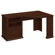 "Bush Yorktown Corner Desk 60"" - WC40315-03"