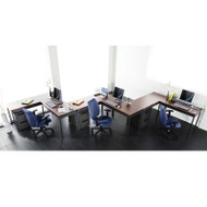 OFM Desk Package (3 Desks, 3 Chairs, 3 File Cabinets) - UTPKG1