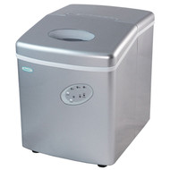 NewAir Portable Ice Maker Silver - AI-100S