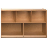 "Whitney Brothers Natural Birch 30""H Cabinet - CH1330N"