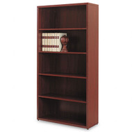 HON 10500 Series Bookcase 5 Shelf, Assembled - 105535NN