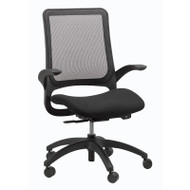Eurotech by Raynor Hawk Mesh Back Chair - MF22
