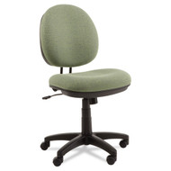 Alera Interval Series Swivel Task Chair Green - IN4871