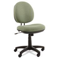 Alera Interval Series Swivel Task Chair Green - IN4871