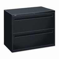 "HON 700 Series 36"" 2-Drawer Metal Lateral File Cabinet - 782L"