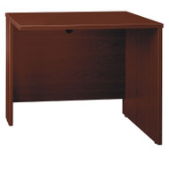 "Bush Business Furniture Series C Bridge / Return 36"" Mahogany - WC36718"