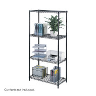 "Safco Shelving Starter Unit 72""H x 18""D x 36""W - 5285"