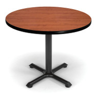 "OFM Multipurpose Round Breakroom Table 36"" - XT36RD"