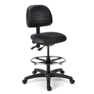 Cramer Fusion Fit R Plus Mid-Height Small Back Chair 4-way - RPSM4