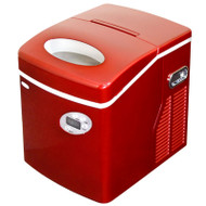 NewAir Portable Ice Maker Red - AI-215R