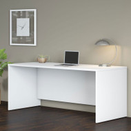 "Bush Business Furniture Studio C Desk 72"" White - SCD272WH"