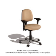 Cramer Fusion Desk-Height Large Back Chair 7-way Fabric - FSLD7