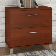 Bush Somerset Collection Lateral File Hansen Cherry - WC81780