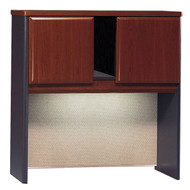 "Bush Business Furniture Series A Hutch 36"" Hansen Cherry - WC94437P"