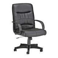 OFM Executive Leatherette Mid-Back Chair - 508-LX
