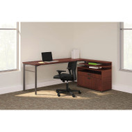 Basyx Manage Series L-Shaped Desk - MG1