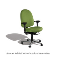 Cramer Triton Max Desk-Height X-Large Back Chair 6-way Fabric - TMXD6