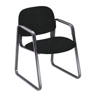 HON Solutions 4000 Seating Sled Base Guest Chair - HON-4008