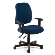 OFM Posture Task Chair with Arms - 118-2-AA