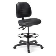 Cramer Fusion R Plus High-Height Medium Back Chair 2-way - RPMH2