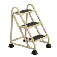Cramer Left Handrail Stop-Step 3-Step Ladder - 1031L