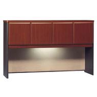"Bush Business Furniture Series A Desk Hutch 60"" Hansen Cherry - WC94461P"