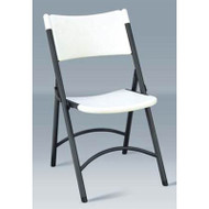Correll Economy Folding chair Grey (4 pack) - RC400