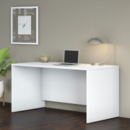 "Bush Business Furniture Studio C Desk 60"" White - SCD260WH"