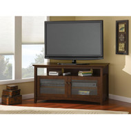 Bush Furniture Buena Vista TV Stand, Madison Cherry - MY13846-03