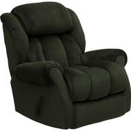 Flash Furniture Contemporary Champion Sage Microfiber Chaise Recliner - AM-9650-2052-GG