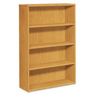 HON 10500 Series Bookcase 4-Shelf, Assembled - 105534CC