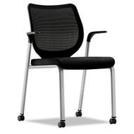 HON Nucleus Multipurpose Chair, Black - N606NT10