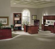 HON 94000 Series Executive Desk Package - HONPackageC