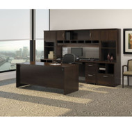 Bush Business Furniture Series C Desk Package - MOC2