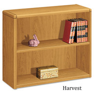 HON 10700 Series Bookcase 2-Shelves, Assembled - 10752