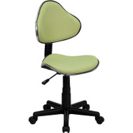 Flash Furniture Avocado Fabric Ergonomic Task Chair - BT-699-AVOCADO-GG