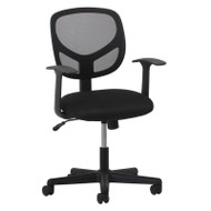 MONTHLY SPECIAL! OFM Essentials Mid-back Mesh Task Chair - ESS-3001