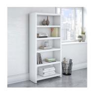 "Bush Echo 5 shelf Bookcase 30"" - KI60104-03"