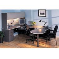 Mayline CSII U-Shaped Workstation with P Table - CST4