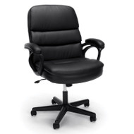 OFM Essentials Executive Leather Manager Chair - ESS-6025