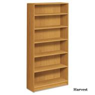 HON 1890 Series Radius Edge Bookcase 6- Shelves - 1896