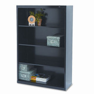 "Tennsco Bookcase 52 1/2"" 4-Shelf Metal - TNN-B-53"