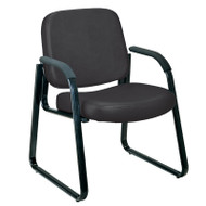 OFM Anti-Bacterial Vinyl Guest /  Reception Room Chair - 403-VAM