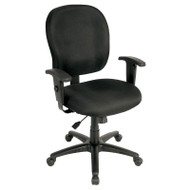 Raynor Racer ST Fabric Mid-Back Ergonomic Chair - FT4547